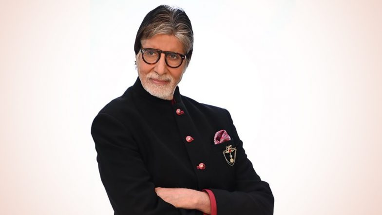 Amitabh Bachchan Has a Hilarious Caption on His Recent Instagram Post Featuring Wildlife Photographer With Cheetah