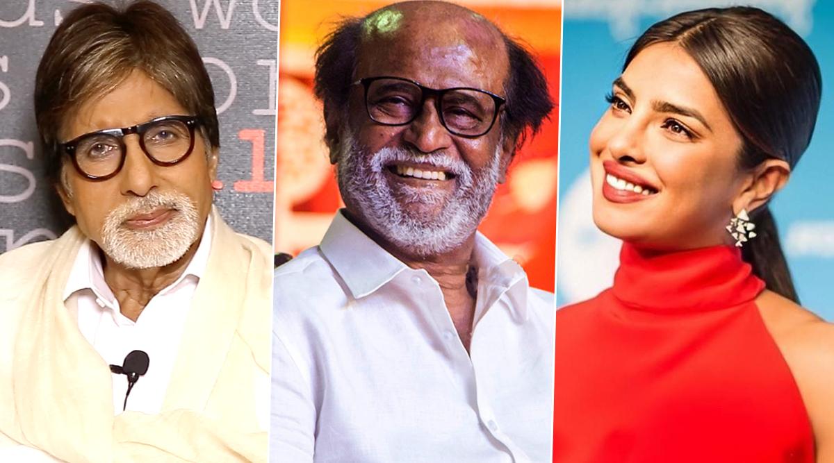 Amitabh Bachchan, Rajinikanth, Priyanka Chopra and Others to Come Up With Short Film on Coronavirus