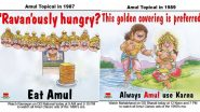 Amul Shares 90s' Classic Doodles and Ads on Twitter, Netizens Thank Them For Bringing Back Fond Memories, Demand Their Reruns on TV