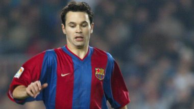 This Day, That Year: Barcelona Legend Andres Iniesta Scored His First La Liga Goal