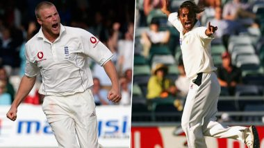 Andrew Flintoff Reveals Hilarious Sledging Incident With Shoaib Akhtar