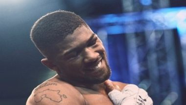 World Heavyweight Champion Anthony Joshua Says 'Have Lost Close Ones Due to COVID-19 Pandemic'