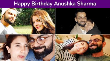 Anushka Sharma turns 32 these cute pictures and videos with husband virat kohli will leave you wanting for more