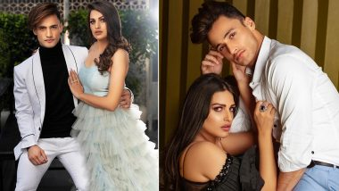 Bigg Boss 13's Lovebirds Asim Riaz and Himanshi Khurana Look Fashionably Chic In Their Recent Photoshoot For a Magazine (View Pics)