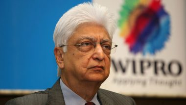 Wipro to Roll Out Salary Hikes for Junior Staff From September 1, 80% of the Company's Employees Eligible