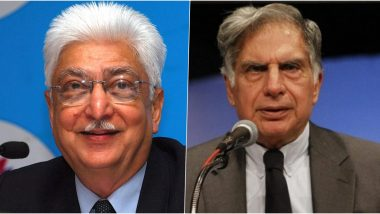 Indian Billionaires & Their Contributions in Fight Against COVID-19: From Azim Premji to Ratan Tata, Business Tycoons Make Generous Donations
