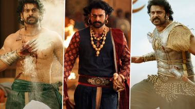 #3YrsForMightyBaahubali2: Prabhas' Magnum Opus Baahubali 2 Gets a Grand Twitter Salute on Its Third Anniversary (View Tweets)