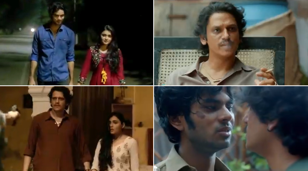 Bamfaad Trailer: Aditya Rawal and Shalini Pandey's ZEE5 Original Is An Edgy and Raw Love Story Filled with Twists (Watch Video)