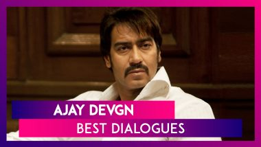 Ajay Devgn Birthday: 5 Dialogues That Can Still Make The Audience Whistle