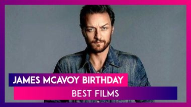 James McAvoy Birthday: 5 Best Films Of the Scottish Actor
