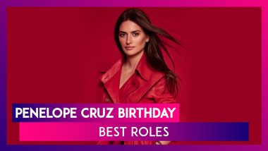 Penelope Cruz Birthday: 5 Films Starring The Spanish Actress That Are Unmissable