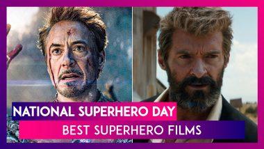 National Superhero Day: From Avengers Endgame To Logan, 10 Superhero Films To Watch