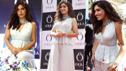 When Bhumi Pednekar Channelled a Chic-Sleek Grecian Vibe in Rhea Pillai Rastogi Ensemble!