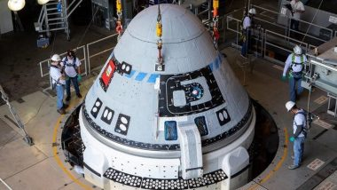 Boeing's New Space Capsule Called Starliner To Be Launched Soon To The International Space Station For NASA
