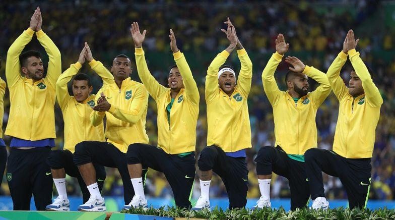 Football At 2020 Tokyo Olympics: Brazil, Spain, Argentina