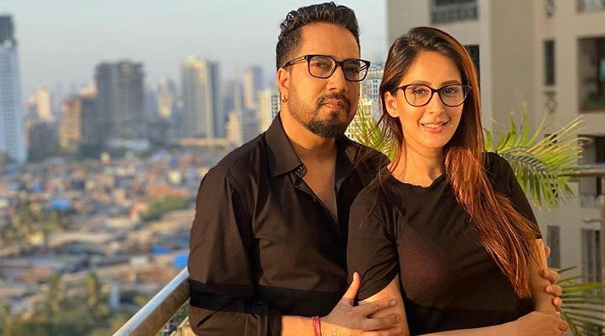 Chahatt Khanna and Mika Singh Are Not Dating But Promoting Their Upcoming Single 'Quarantine Love'