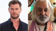 Chris Hemsworth Mourns the Loss of Dear Friend Andrew Jack to Coronavirus, Says 'He Was Beyond Instrumental in Helping Shape Me As an Actor' (View Post)
