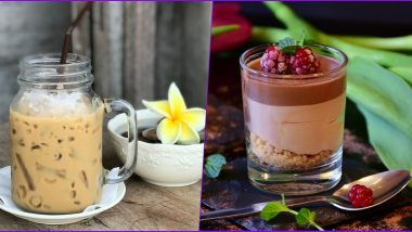 Forget Dalgona Coffee, 4 Easy Coffee-Based Recipes From Iced Caramel to Mousse, You Can Cook in Quarantine With Limited Ingredients (Watch Videos)