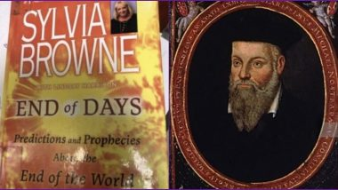 'End of Days Book' From Slyvia Browne to Nostradamus, Here Are the Most Searched 'Coronavirus Prediction Books' on Google During Pandemic Outbreak