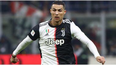 Cristiano Ronaldo is Very Happy at Juventus, Says Portuguese Striker's Lockdown Training Partner Filipe Goncalves