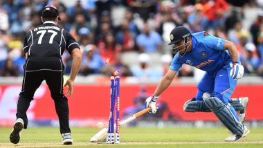 MS Dhoni's Last Match for India Was 2019 Cricket World Cup Semi-Final Against New Zealand, Feels Aakash Chopra