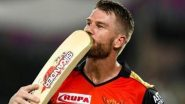Sunrisers Hyderabad Flaunts David Warner's Stats Against Royal Challengers Bangalore, Fires Warning At Virat Kohli Led RCB Ahead of IPL 2020 (Watch Video)