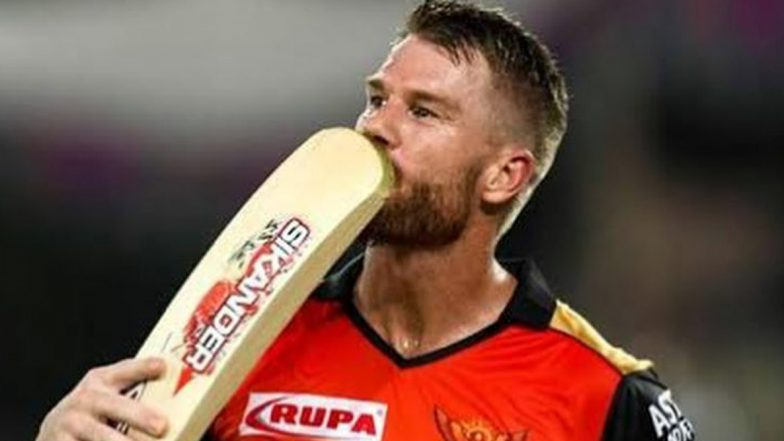 David Warner Lauds Sunrisers Hyderabad for Making Donation Towards Fight Against Coronavirus Pandemic