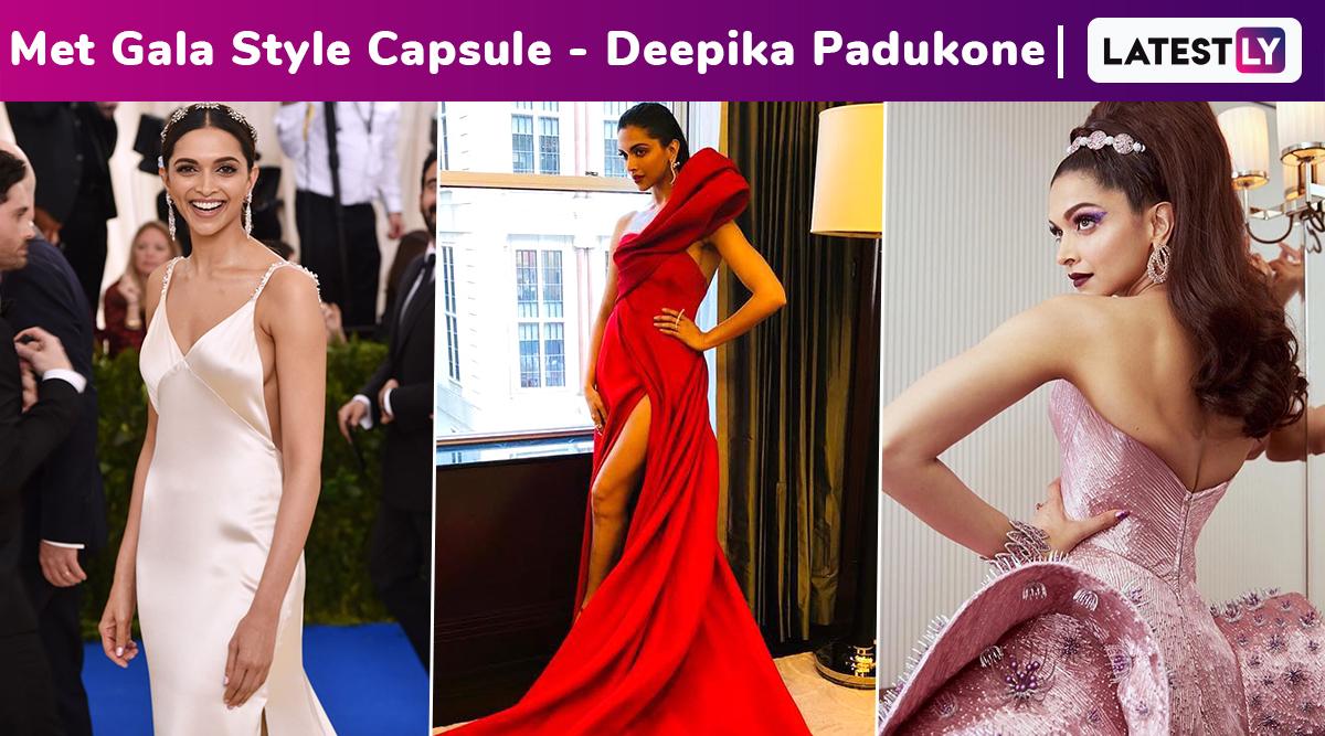 3 Years of Deepika Padukone at Met Gala: Her Intangible ...