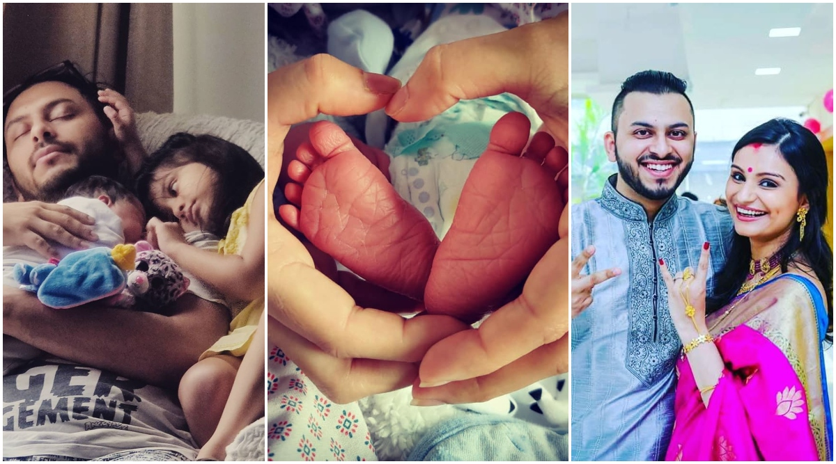 Dimpy Ganguly Welcomes Second Child With Husband Rohit Roy On Easter (View Pic)