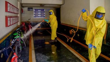 UP Fire Services DG Issues Guidelines For Sanitisation Amid Coronavirus Lockdown