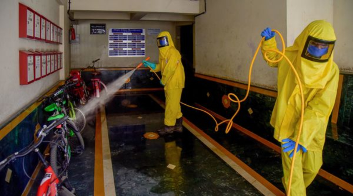 No Spraying of Disinfectants on Humans or Animals: UP Fire Services DG Issues Guidelines For Sanitisation Amid Coronavirus Lockdown