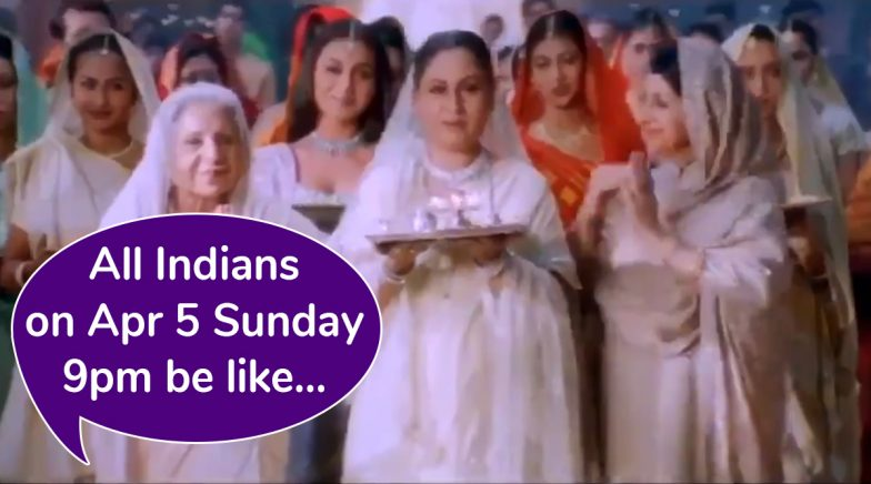 Diya Jalao Funny Memes Go Viral as India Gets Ready For #9Baje9Minutes Exercise