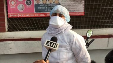 MP: Medical Team, That Was Attacked, Visits Indore Locality Again to Screen People For Coronavirus Infections; We Are Not Scared, Says Dr Zakiya Sayed