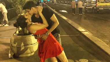Drashti Dhami Wishes Hubby Neeraj Khemka On His Birthday With A Kissing Pic!