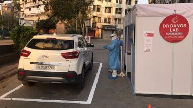 Dr Dangs Lab Drive-Through Coronavirus Testing in Delhi: Here's How to Get Tested For COVID-19 While Sitting Inside Your Car (Watch Video)