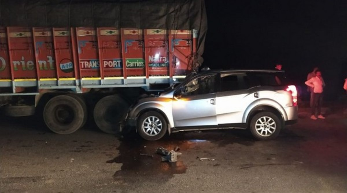 Gujarat: Five Dead After Car Collides with Truck on Limbdi -Ahmedabad Highway in Surendranagar