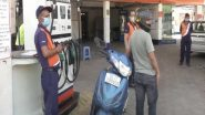 Petrol and Diesel Prices in India on June 18, 2021: Fuel Prices Hiked Again; Check Rates in Delhi, Mumbai and Other Metro Cities