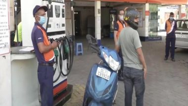 Petrol and Diesel Prices in India on June 18, 2021: Fuel Prices Hiked Again; Check New Rates