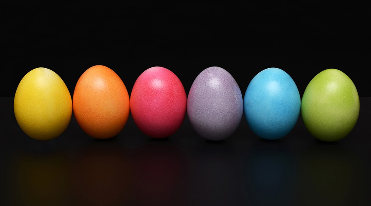 Easter 2020: How to Dye Easter Eggs With Food Colouring; Here's A Step-by-Step Guide (Watch Video)