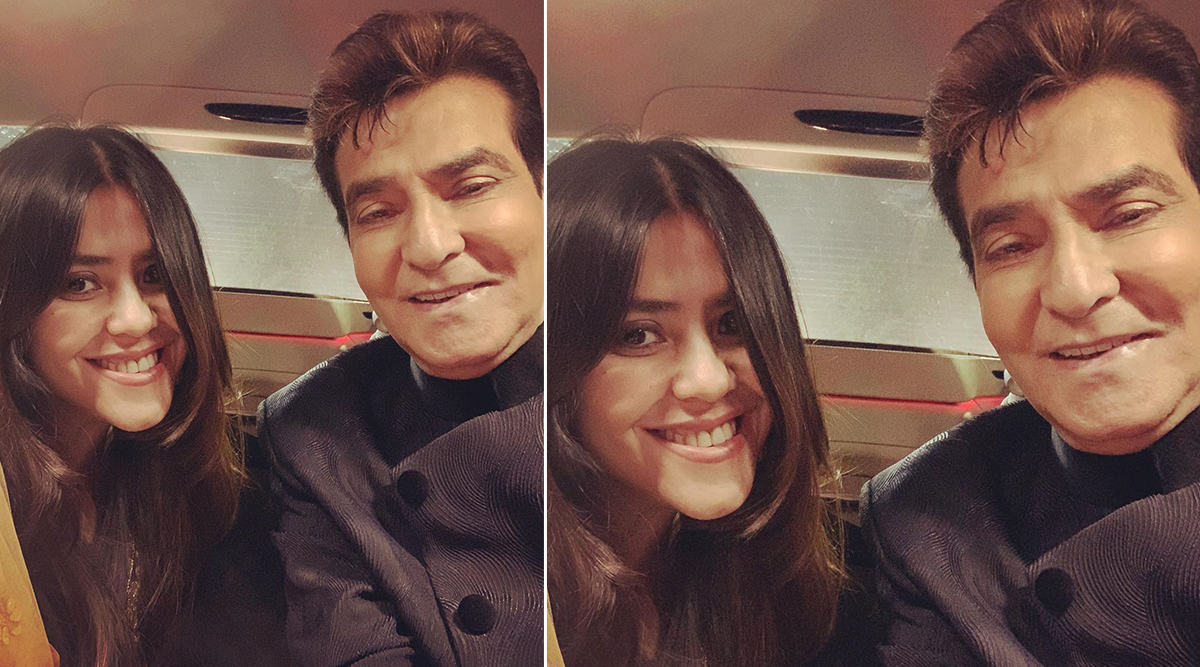 Ekta Kapoor Wishes Papa Jeetendra On His 78th Birthday With An Adorable Video!