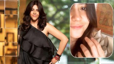 Ekta Kapoor Compares Herself to Thanos After She Gets Rid Off All Her 'Stones' (Watch Video)