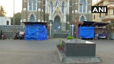Maharashtra Witness Empty Churches on Easter 2020 Amid COVID-19 Lockdown