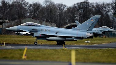 Germany Plans to Buy 93 Eurofighters, 45 US-Made F-18s to Replace Ageing Combat Jets, Says Defence Minister Annegret Kramp-Karrenbauer