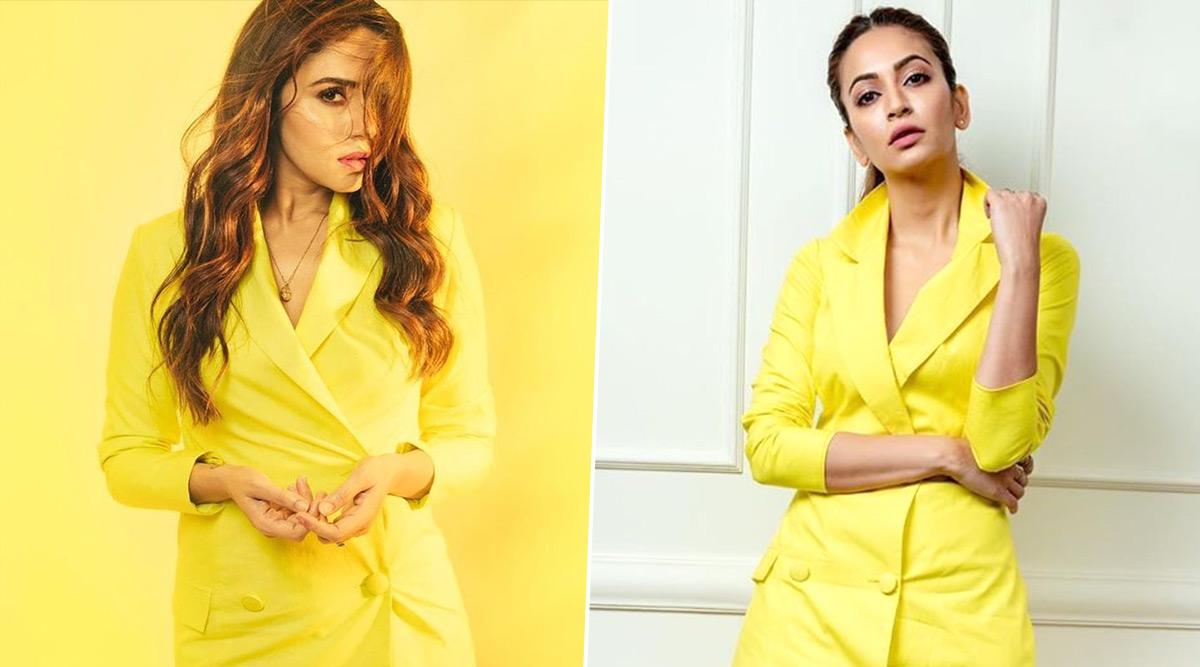 Fashion Face-Off - Amruta Khanvilkar or Kriti Kharbanda