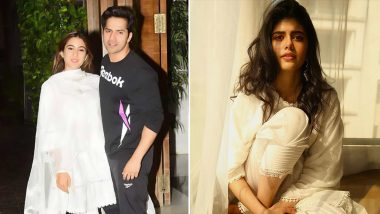Fashion Face-Off: Sara Ali Khan or Sanjana Sanghi in Mul Mul? Who Wore the Pretty White Kurta Better?