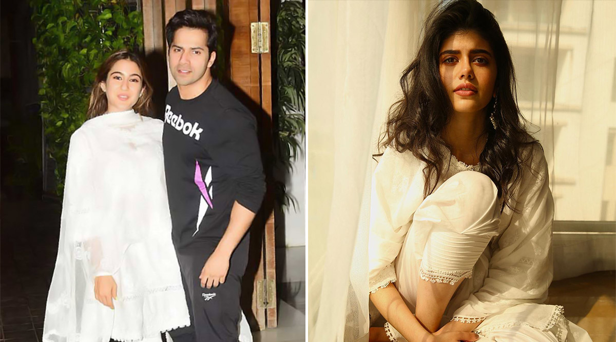 Fashion Face-Off: Sara Ali Khan or Sanjana Sanghi in Mul Mul? Who Wore the Pretty White Kurta Better?