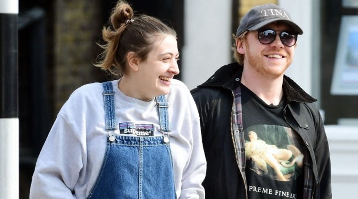 Harry Potter Actor Rupert Grint and Girlfriend Georgia Groome To Welcome Their First Baby