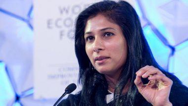 IMF Chief Gita Gopinath on Deteriorating COVID-19 Situation in India: 'So Many of My Family, Friends and Colleagues Grappling With This Second Wave'