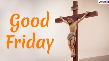 Good Friday 2020: Here's Why You Should Not Say A 'Happy Good Friday' To Your Christian Friends
