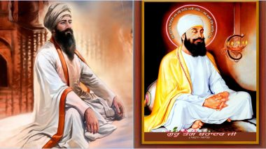 Guru Tegh Bahadur Ji Images & Parkash Purab 2020 HD Wallpapers for Free Download Online: WhatsApp Stickers, Facebook Greetings and Messages to Send on 400th Parkash Utsav Celebrations